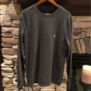 Polo by Ralph Lauren Grey Sweater